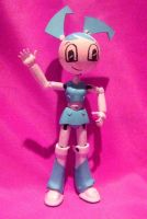 Teenage Robot Jenny XJ9 by TeenTitans4Evr