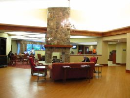 Country Inn and Suites lobby Atlanta by Sorath-Rising