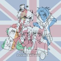 APH: The Island by xPixieSoulx