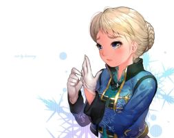 Conceal don't feel by kawacy