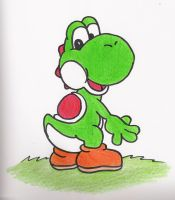 Yoshi by thereisnoend01