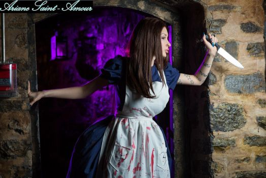 Alice Madness preview part 2 by Ariane-Saint-Amour