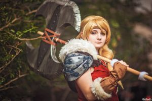 Astrid by SachikoPudding