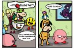 Smash Bros Welcome Party by bobpatrick7