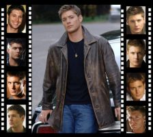 Jensen Ackles Filmstrip by Mistify24