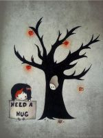 hug? by Michera