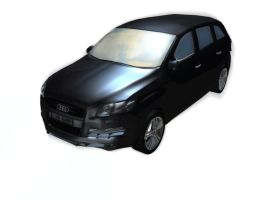 Audi Q7 Render WIP by Jimmyon