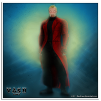 Saints Row Vash alike by badtrane