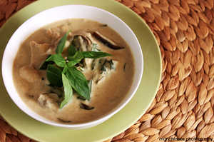 Thai Green Chicken Curry 3 by munchinees