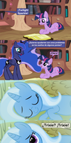 Amistad Inexplicable by kingdark0001