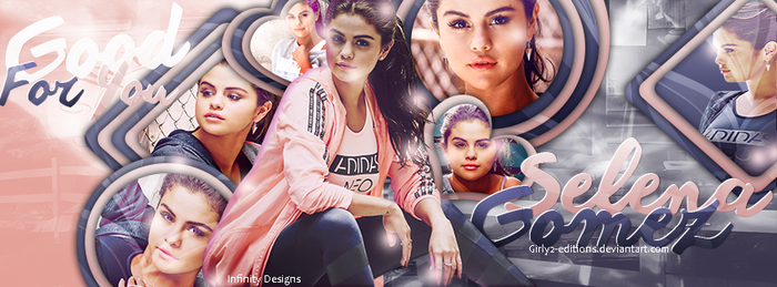 Portada//Good For You//Selena Gomez by vampiradeco