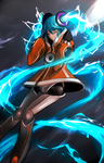 Overcharge by Kaiky39