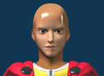 One Punch Man by PolygonCount