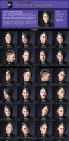Character Expressions Meme - Alistair by Cei-Ellem