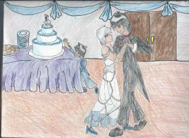 Wedding Dance by vulpix15