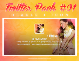 Twitter Pack #01 by TransilvaniaEditions