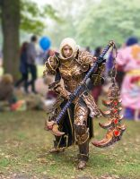 Crusader from Diablo III (Connichi 2014) by pbakaus