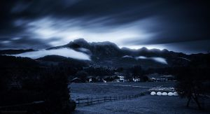 Dark Night Rising by MarcoHeisler