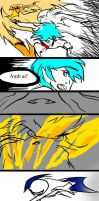Your Absol is on Fire 4 by Ormagron