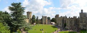 Warwick castle by srecna