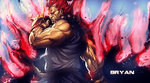 Akuma Smudge by XxbryanxX96