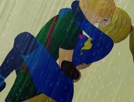 Kiss in the Rain by Loser7497