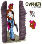 Children of Nightshade - Cypher by Damn-Yuki