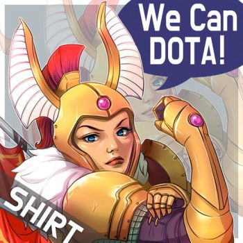WE CAN DOTA! by EDICH-art