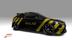 SIGLABS Ford Focus RS 4 by BiffTech