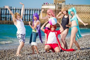 Fun time ! by Winkie-Cosplay