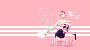 jessica jung by squeegool