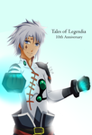 Tales of Legendia - 10th Anniversary by Nera-loka14