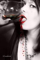 a little wine by EvaShoots