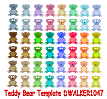 Teddy Bear Army by DWALKER1047