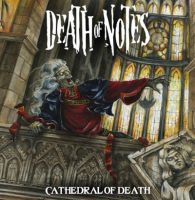 Death of Notes - CD Cover by FrancescaBaerald