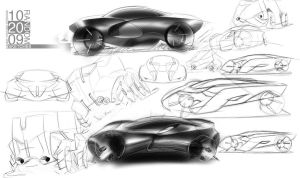 102009 Sketches by Dannychhang