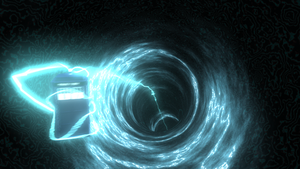 Doctor Who wormhole by Jopno22