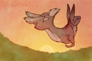 Uber Hare by Kium