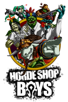 The Horde Shop Boys by Substance20