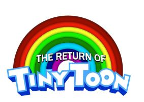 The Return of Tiny Toon - Redesigned Logo by joaoppereiraus