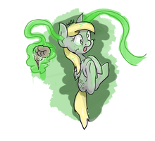 Derpy Brain by manfartwish
