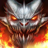 Dungeon Hunter 4 Monster Head by Guesscui
