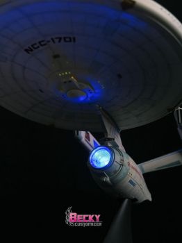 Star Trek enterprise by Becky-Customizer