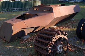 Sdkfz and Tiger II track by c4mper