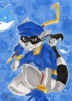 + SLY COOPER by AsuHan