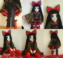 Wa Lolita Doll by scream-of-existence