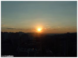 ankara sunrise 2 by SoKaRCa
