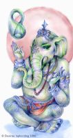 Ganesh by sphinxmuse