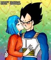 Steal you a kiss by Trunks777