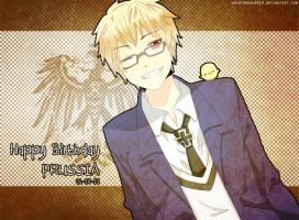 Happy Birthday Prussia by heartbreaker19